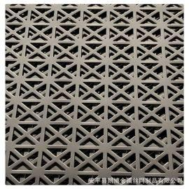 厂家不锈钢304冲孔板 阳台幕墙门牌装饰穿孔冲孔网多种孔型定做