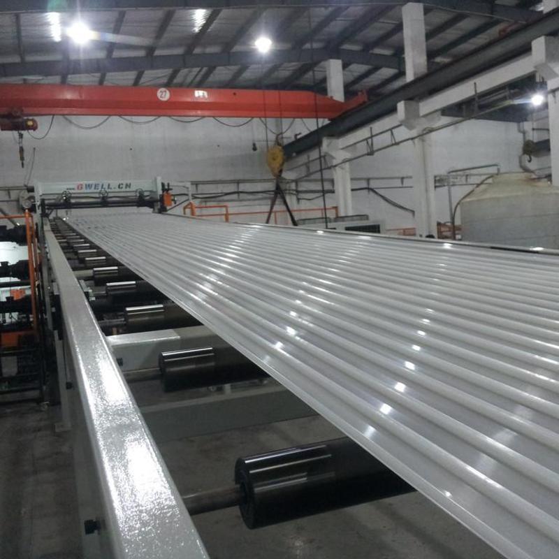 HDPE、PP止水板生产线