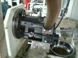 大流量、高压自动加载液压泵马达试验台