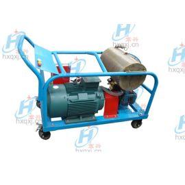 供应350公斤喷砂除漆除锈清洗机 高压水清洗机工业电动高压清洗机