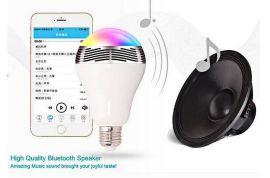 蓝牙LED球泡灯音响BLE双模4.0APP调光调色