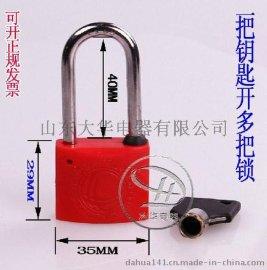 梅花钥匙铜锁,通开钥匙表箱锁