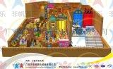 兒童遊樂園淘氣堡設備歡樂王國