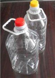 PET塑料透明食用油桶