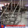 鐵制攀爬梯 注塑機登高梯帶扶手護欄登高梯