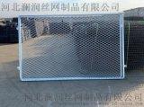 鐵路線路防護柵欄8001 龍沙區鐵路線路防護柵欄8001門市價 河北瀾潤