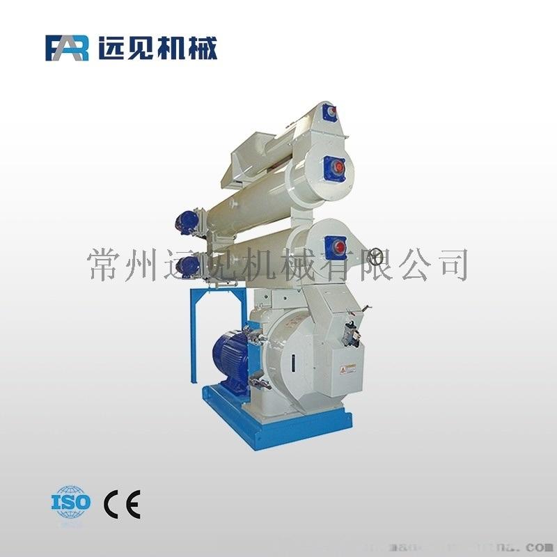 遠見 ISO認證飼料顆粒機 魚飼料加工機械