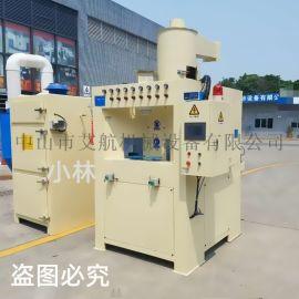 珠海喷砂机-铝制品盆氧化前喷砂设备