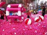 山东大型网红粉嫩猪商场超市儿童游乐设备