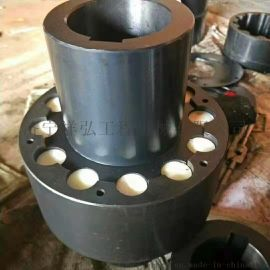 尼龙棒ZL联轴器 齿式连轴器 皮带机低速ZL联轴器