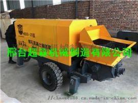 四川柴油混凝土输送泵 大颗粒混凝土输送泵