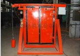 泵房防水密閉門+煤礦防水閘門鋼板幾個厚