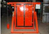 泵房防水密闭门+煤矿防水闸门钢板几个厚