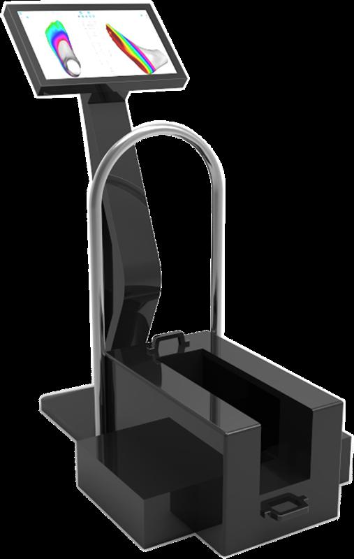 ifoot 高精度三維 射腳型掃瞄器