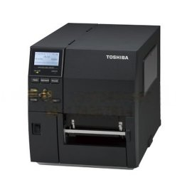 工业级条码打印机 TOSHIBA B-EX4T3 600dpi高精度标签打印机