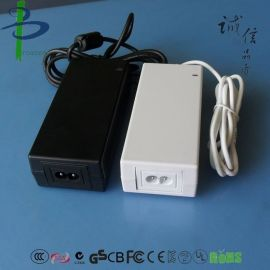 光纤交换机电源12V4A 电源适配器 桌面式欧规UL BS GS等认证
