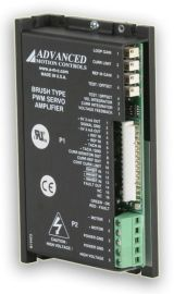 供应AMC(Advanced Motion Controls)数字量伺服驱动器详细参数