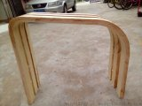 彎曲木加工各種弧度  彎曲木板 廠家直銷