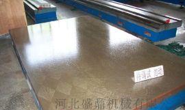盛鼎厂家专业供应铸铁三坐标平台 划线平台 铸铁铆焊平台  质量达标