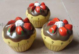 60分钟蛋糕草莓定时器 厨房倒计时器 提醒器 厂家直销电子礼品