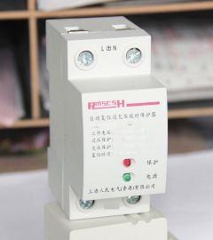 RMGQY-63/2P 自复式过欠压保护器