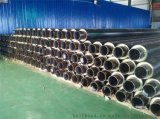 聚氨酯塑套鋼鋼管 聚氨酯塑套鋼保溫管 聚氨酯塑套鋼預製保溫管