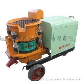 申鑫牌矿用湿喷机  干湿喷浆机  高压喷射机