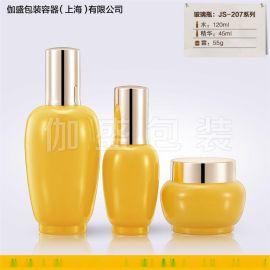 化妝品瓶乳液瓶護膚品包材,套裝瓶玻璃瓶膏霜瓶