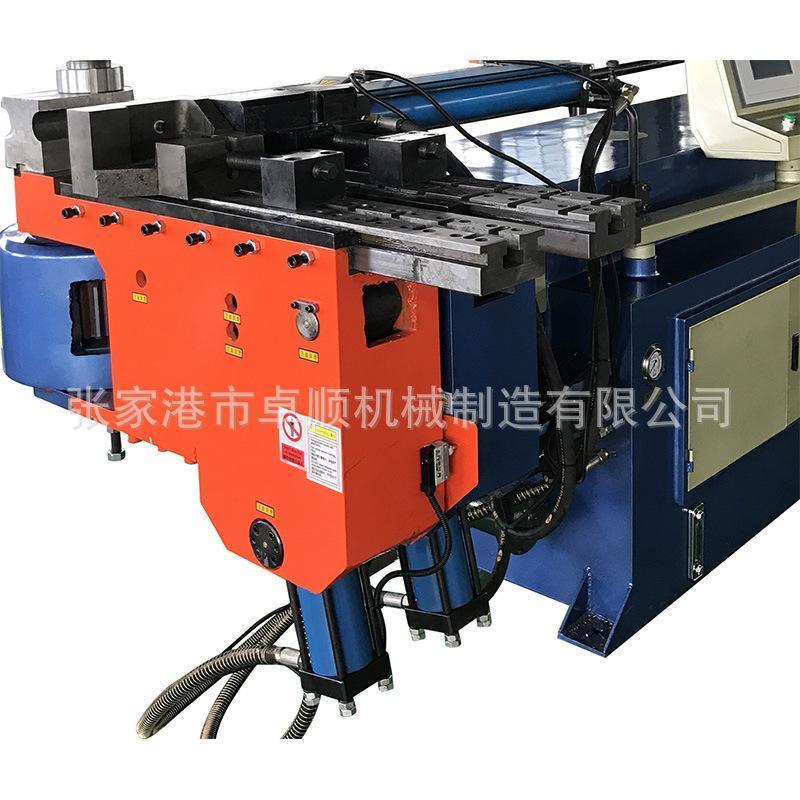 DW89多功能不锈钢管单头液压弯管机厂家直销