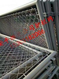运动场围网 日字型体育场围栏 安平勾花护栏网厂家