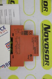 原装BROYCE LED0 12-230VACDC英国继电器
