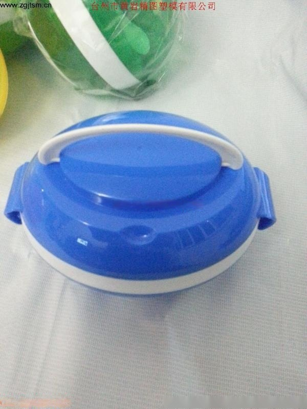 便当饭盒模具  亚克力盒子模具 AS塑料罐子模具