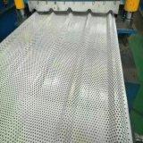 彩钢冲孔吸音板/冲孔卷/铝板穿孔