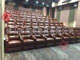 佛山工厂现代皮制高端电动伸展功能影院沙发座椅 影院主题沙发