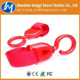 鴻益 魔術貼掛鉤 正面掛勾 進口粘扣帶掛鉤制造 更加牢固 出口裝