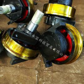 φ250车轮组 台车车轮组 铸钢车轮组 天车轮