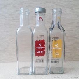 番茄酱瓶,250ml橄榄油瓶,外贸30口沙司瓶