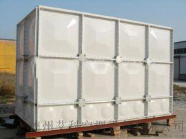 SMC玻璃钢水箱|艾科玻璃钢水箱外形美观,环保节能