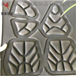 EVA成型冷热压加工/pe材料复合布加工成型厂家