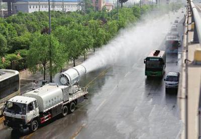 抑尘车厂家价格湖北宏宇厂家直销多功能抑尘车