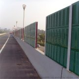成都铁路声屏障厂家@铁路声屏障的制作流程工艺