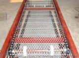 供應不鏽鋼鏈板定輸送帶雙節距鏈條不鏽鋼輸送帶