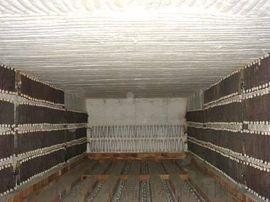 蓄热式锅炉用硅酸铝纤维毯 保温隔热用陶瓷纤维  毯