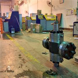 105mpa閥門高壓氣密試壓設備 採油樹氣密試驗臺