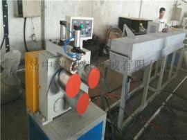 2.PP夹心打包带一出二设备专业生产线厂家