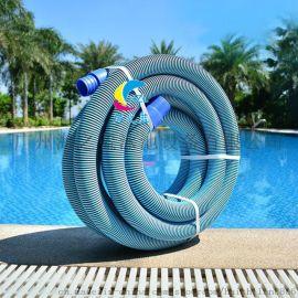 游泳池吸污管双层自浮管吸尘排水管吸池喉