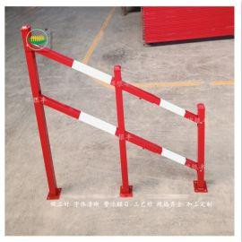 工地楼梯护栏防护扶手 河南工具式防护栏杆楼梯厂家