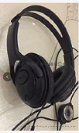 USB 头戴式耳机 游戏耳机 录音耳机 大耳机