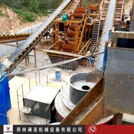 干式环保制砂生产线系统 节能型成套制砂机设备