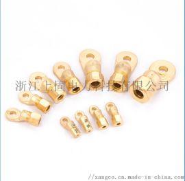 矿物绝缘防火电缆 BTTZ电缆铜线鼻